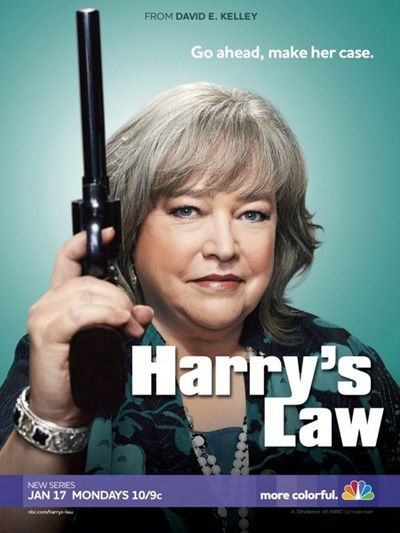 Закон Хэрри / Harry's Law / 1 Сезон (2011) HDTVRip