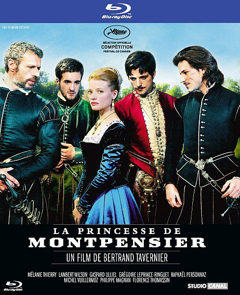 Принцесса де Монпансье / La princesse de Montpensier (2010/HDRip/1400Mb/2100Mb/BDRip/1080)
