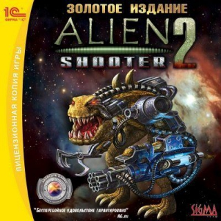 ��������� �� Sigma Team (9 � 1) [Alien Shooter, Zombie Shooter] (RUS) (��������-�, 1�, ����� ����) [Lossless Repack]