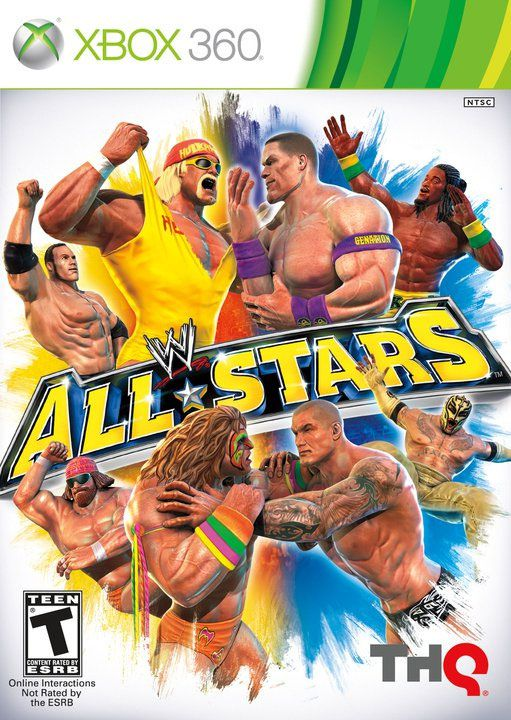 [XBOX360] WWE All Stars [RF / ENG][DEMO]