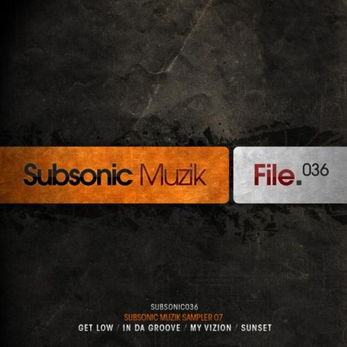 (Jumpstyle) VA - Subsonic Muzik Sampler 07 - 2011, MP3, 320 kbps, WEB [SUBSONIC036]