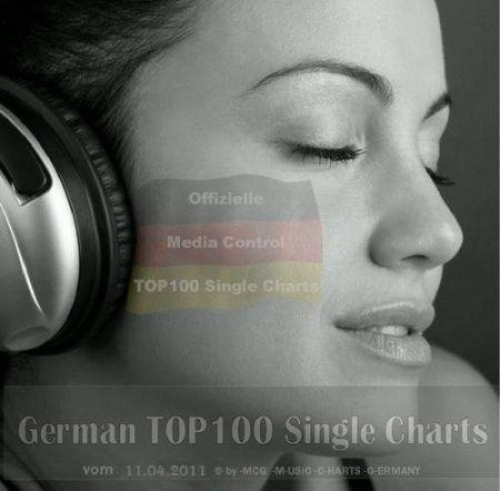 German TOP100 Single Charts (11.04.2011)