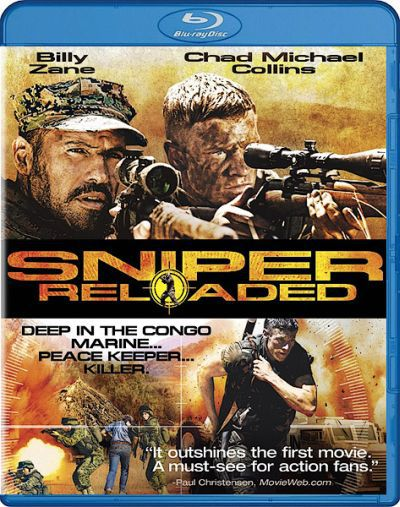 Снайпер 4 / Sniper: Reloaded (2011) BDRip 720p
