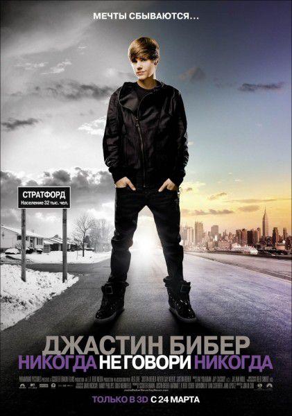 Джастин Бибер: Никогда не говори никогда / Justin Bieber: Never Say Never (2011/Scr)