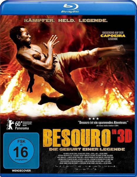 Жук / Бизору / Besouro (2009/HDRip/1400Mb)