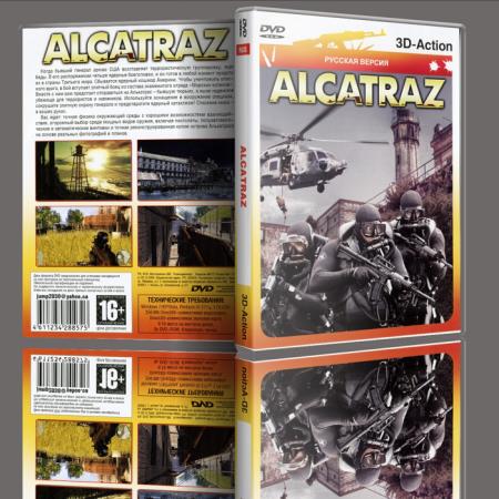 Алькатрас / Alcatraz (2010) PC [Repack]