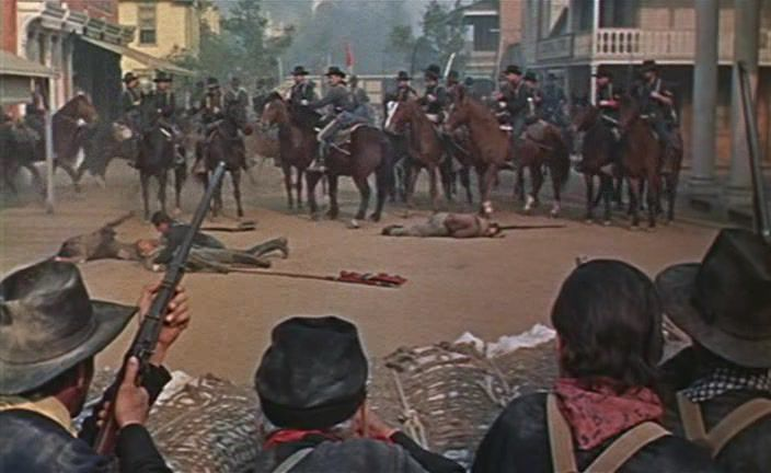 ����������� / The Horse Soldiers (1959) [DVDRip]