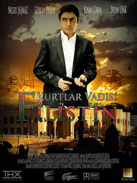 Долина волков: Палестина / Kurtlar Vadisi Filistin (2011/DVDRip/1400Mb)