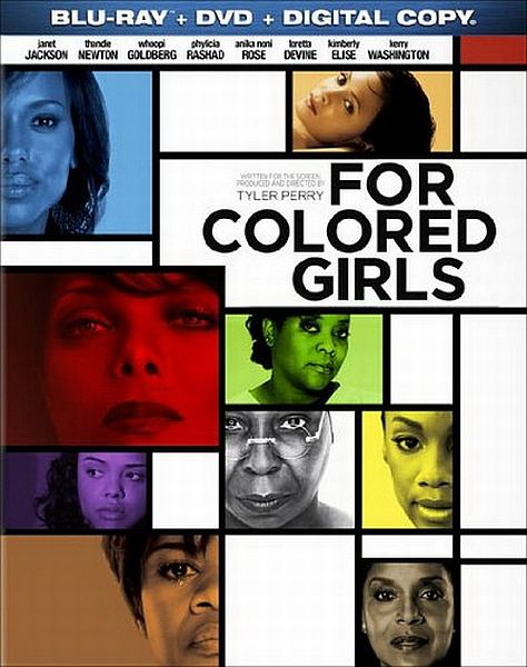Песни о любви / For Colored Girls (2010/DVD5/HDRip/2100Mb)