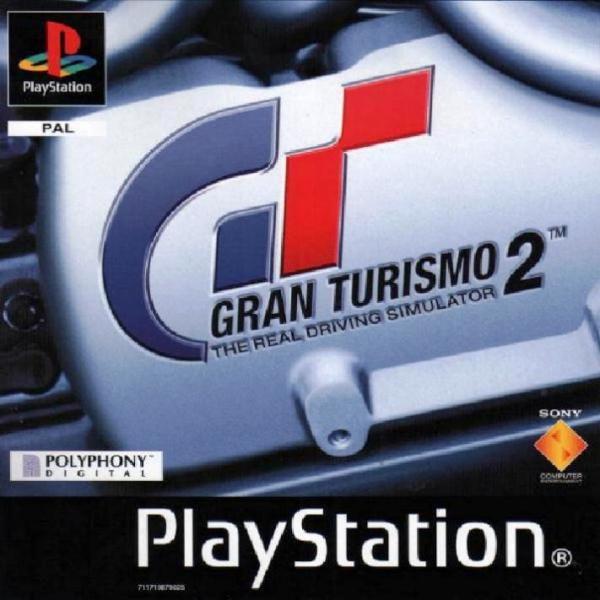Gran Turismo 2 (PSX) 2CD по 450mb