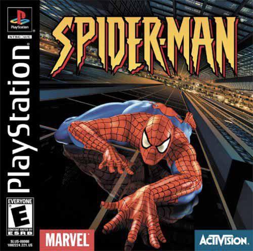 Spider-Man (2001/RUS/PSone)