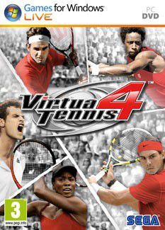 Virtua Tennis 4 - PC Full + Crack (SKIDROW)