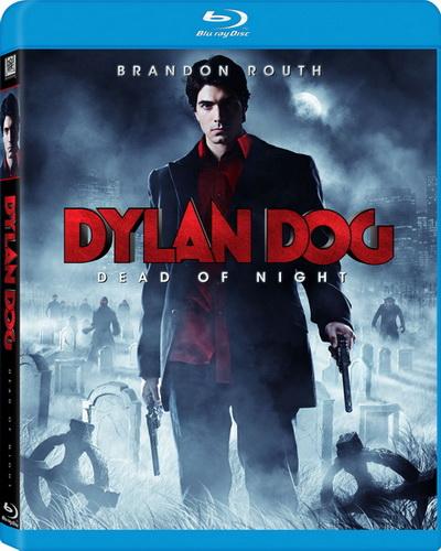 Хроники вампиров / Dylan Dog: Dead of Night (2010) BDRip 720p