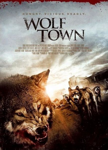 Город волков / Wolf Town (2010) DVD5 + DVDRip