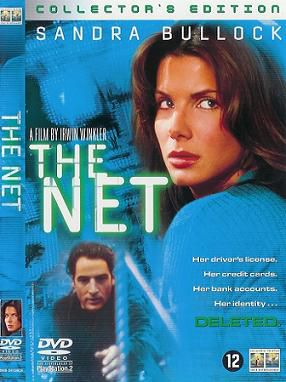 Сеть / The Net (1995) DVDRip