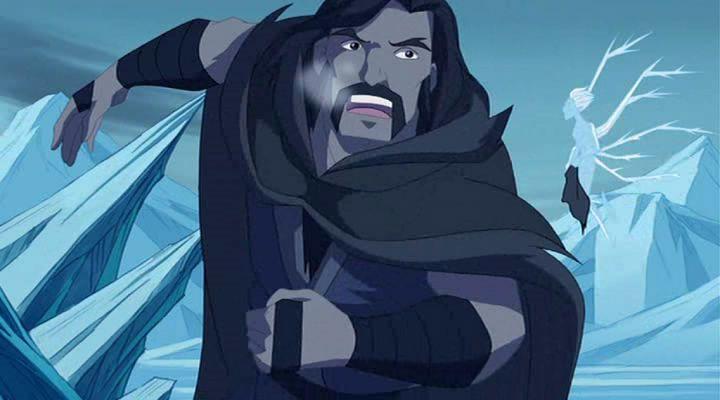 Тор: Сказания Асгарда / Thor: Tales of Asgard (2011) HDRip   MVO   Лицензия