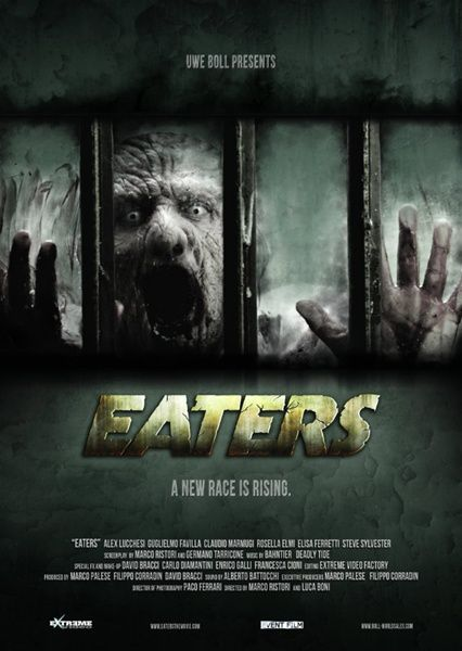 ���������� / Eaters (2010/DVDRip/1400Mb/700Mb)