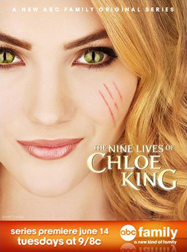 Девять жизней Хлои Кинг / The Nine Lives of Chloe King (1 сезон/2011) HDTVRip
