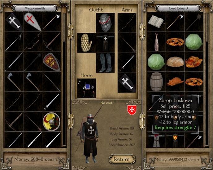 Коды для mount and blade история героя