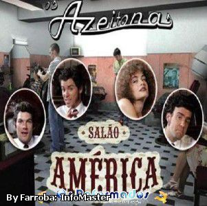 Os Azeitonas -  Salão América (2011)  77e3ee2a618281ffde1f21507508d120