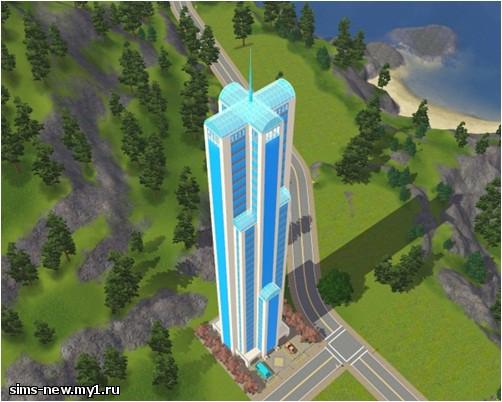 Дома, общественные участки для Sims 3 - Каталог файлов - sims-new