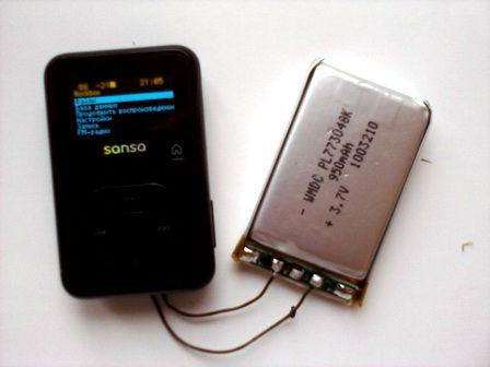 Как сделать аккумулятор для телефона из другого аккумулятора