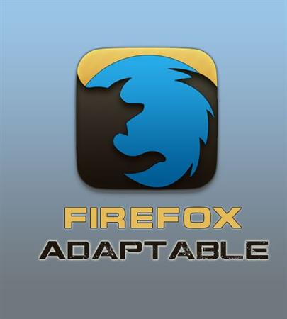 Mozilla Firefox Adaptable 7s [Русский]