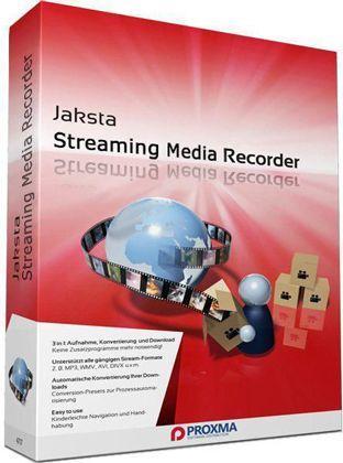 Jaksta Streaming Media Recorder 4.3.2 [Rus]