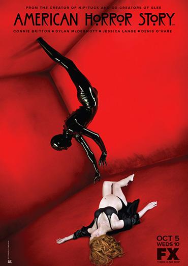 Американская история ужасов: Дом-убийца (1 сезон) / American Horror Story: Murder House (2011) WEB-DLRip