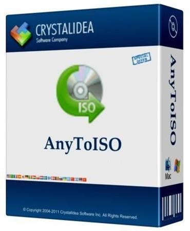 AnyToISO Professional 3.2.2 Build 430 [Rus]