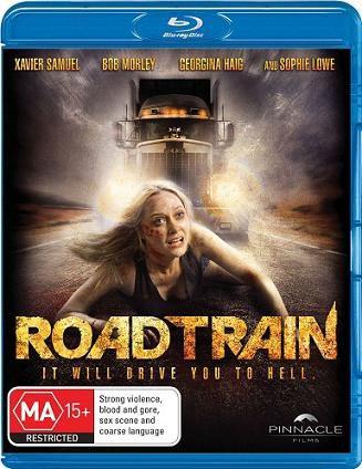 ��������-������� / �������� / Road Train / Road Kill (2010) HDRip   MVO   ��������