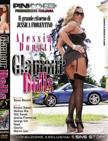 Pink'O - Гламурные куколки 5 / Glamour Dolls 5 / Filles a Papa (2011) DVDRip