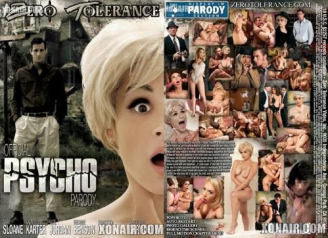 Психо, порно пародия xxx