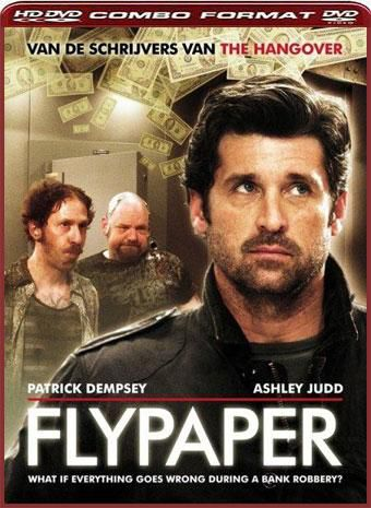 Липучка / Flypaper (2011) HDRip | Лицензия