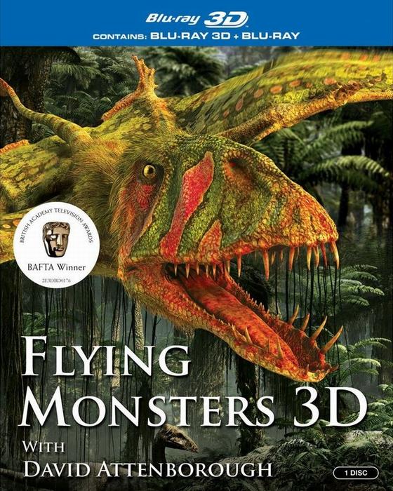 Изображение для Крылатые монстры 3Д / Flying Monsters 3D with David Attenborough (2011) [BDrip-AVC, Half OverUnder / Вертикальная анаморфная стереопара] (кликните для просмотра полного изображения)