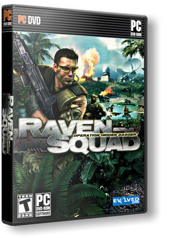 Raven Squad: Operation Hidden Dagger (2009) PC | RePack от R.G. Catalyst