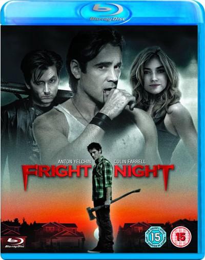 Ночь страха / Fright Night (2011) HDRip | 3D-Video | КПК