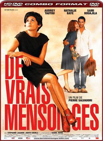 Случайный роман / Beautiful Lies / De vrais mensonges (2010) HDRip   MVO   Лицензия