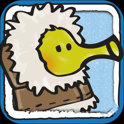 [SD] Doodle Jump - BE WARNED: Insanely Addictive! [v2.8, Платформер, iOS 3.0, ENG]