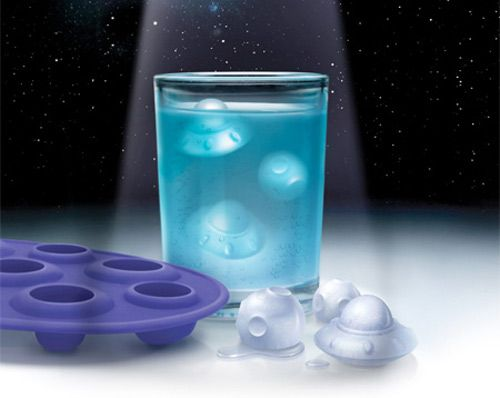Креативные формы для льда