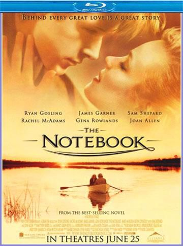 ������� ������ / The Notebook (2004) HDRip | DUB