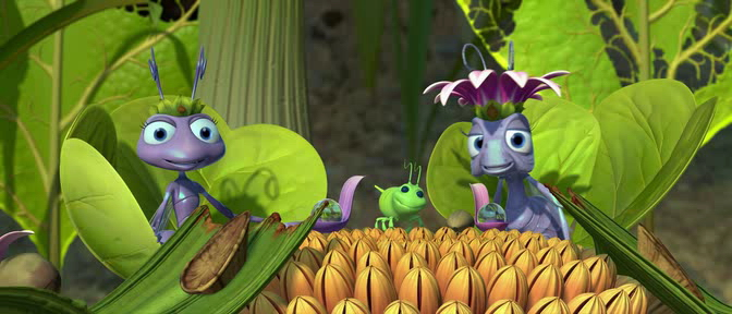 power and courage in a bugs life a movie by john lasseter and andrew stanton Featuring the voices of john goodman, billy crystal, steve buscemi, james coburn, and jennifer tilly, the film was directed by pete docter in his directorial debut, and executive produced by john lasseter and andrew stanton.