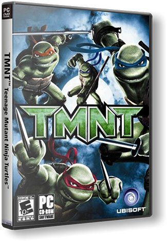 TMNT: THE VIDEO GAME (2007) PC | REPACK