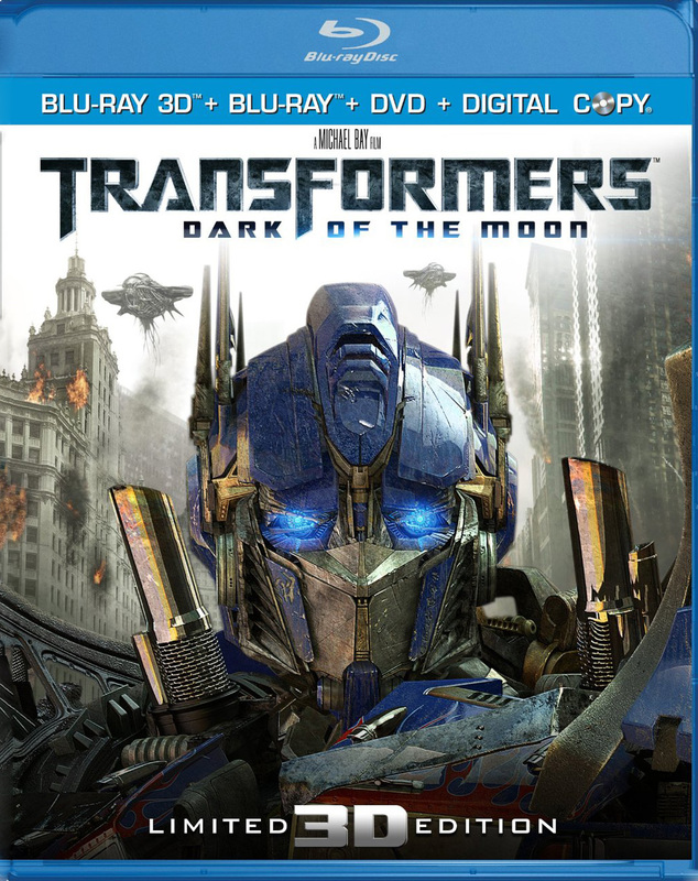 Трансформеры 3: Тёмная сторона Луны 3Д / Transformers: Dark of the Moon 3D (2011) [BDrip, 1080p, Anaglyph Dubois / Анаглиф Дюбуа]