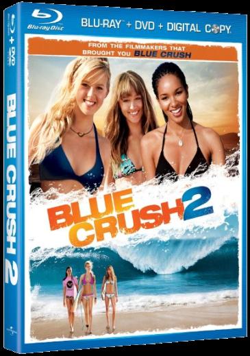 Голубая волна 2 / Blue Crush 2 (2011) BDRemux 1080p