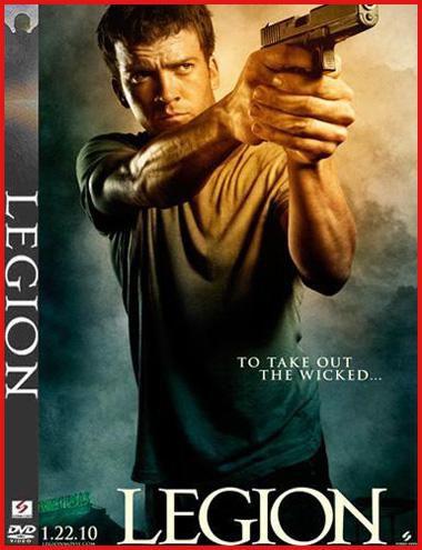 ������ / Legion (2010) DVDRip   DUB   ��������