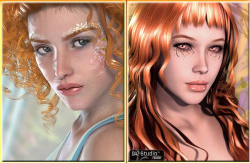 Farissa for V4 and Faylinn for V4.2