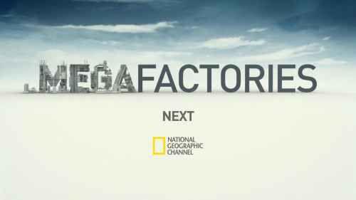 Мегазаводы. Видеоигра FIFA / Megafactories. EA Sports FIFA12 [2011, Документальный, SATRip]