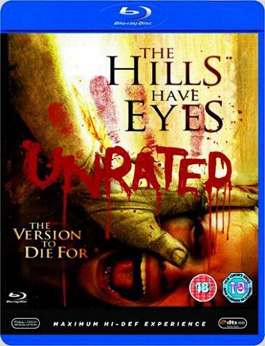 Постер У холмов есть глаза / The Hills Have Eyes (Александр Ажа) [2006, ужасы, триллер, LowHDRip] DUB
