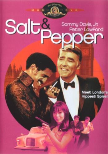 Соль и перец / Salt and Pepper (Ричард Доннер / Richard Donner) [1968, США, криминальнаякомедия, DVDRip] DVO